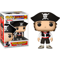 Fast Times at Ridgemont High - Brad Hamilton Pop! Vinyl Figure