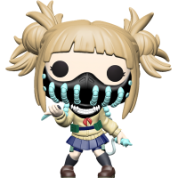 My Hero Academia - Himiko Toga with Face Cover Pop! Vinyl Figure