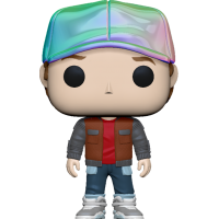 Back To The Future: Part II - Marty McFly Pop! Vinyl Figure