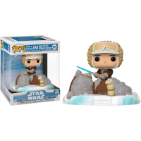 Star Wars Episode v: The Empire Strikes Back - Han Solo with Tauntaun Deluxe Pop! Vinyl Figure