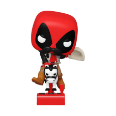 Deadpool - Sheriff Riding Horsey Marvel Pop! Vinyl Figure (Funko Shop Exclusive)