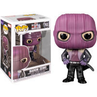The Falcon and the Winter Soldier - Baron Zemo Pop! Vinyl Figure
