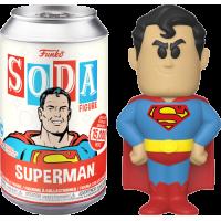 Superman - Superman Vinyl SODA Figure in Collector Can