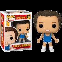 Richard Simmons - Richard Simmons in Blue Outfit Pop! Vinyl Figure