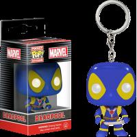 Deadpool - Deadpool Blue Pop! Vinyl Keychain