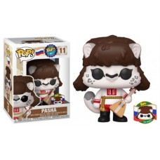 Around the World - Pasha with Collector Pin Russia Pop! Vinyl Figure