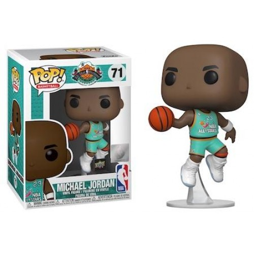 NBA Basketball - Michael Jordan All Star Weekend Pop! Vinyl Figure