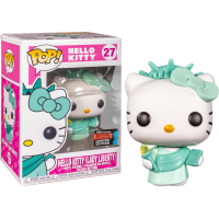 Hello Kitty - Lady Liberty Pop! Vinyl Figure (2019 Fall Convention Exclusive)
