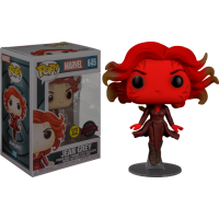 X-Men (2000) - Jean Grey Glow in the Dark 20th Anniversary Pop! Vinyl Figure