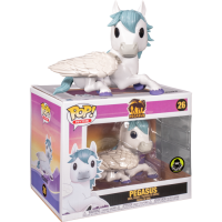 Myths - Pegasus 6 Inch Pop! Vinyl Figure (Popcultcha Exclusive)