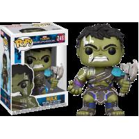 Thor 3: Ragnarok - Hulk with Axe Pop! Vinyl Figure
