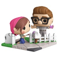Up! - Carl & Ellie's Mailbox Movie Moment Pop! Vinyl Figure (2020 Fall Convention Exclusive)