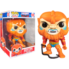 Masters of the Universe - Beast Man 10 Inch Pop! Vinyl Figure (2020 Fall Convention Exclusive)