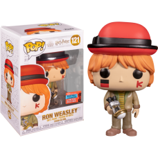 Harry Potter - Ron Weasley Quidditch World Cup Pop! Vinyl Figure (2020 Fall Convention Exclusive)