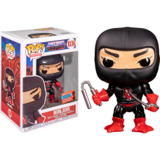 Masters of the Universe - Ninjor Pop! Vinyl Figure (2020 Fall Convention Exclusive)
