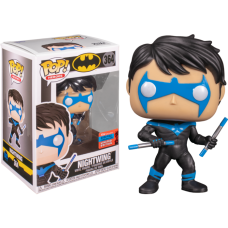 Batman - Nightwing Pop! Vinyl Figure (2020 Fall Convention Exclusive)
