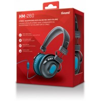 iSound HM-260 Wired Headphone - Blue