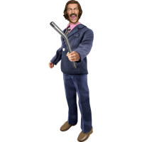 Anchorman - Brian Fantana Retro Style 8 Inch Action Figure