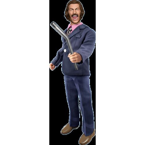 Anchorman - Brian Fantana Retro Style 8 Inch Action Figure