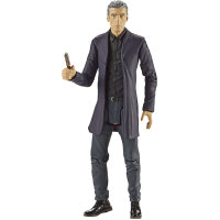 Doctor Who - 12th Doctor in Black Shirt Figure