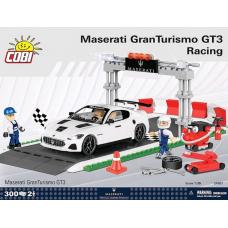 Maserati - Gran Turismo GT3 R 300 piece Construction Set