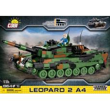 Armed Forces - Leopard 2 A4 (864 pieces)
