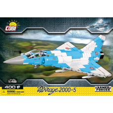 Armed Forces - Mirage 2000 (390 pieces)