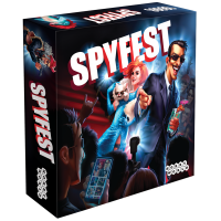 Spyfest - Party Board Game