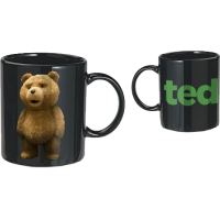 Ted - Talking Coffee Mug (R-Rated Version)