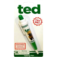 Ted - Talking Pen (R-Rated Version)