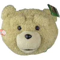 Ted 2 - Ted Head Pillow with Sound (Explicit)