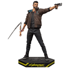 Cyberpunk 2077 - V Male 9 Inch Action Figure