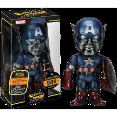 Captain America - Hikari Captain America Titanium Japanese Vinyl Figure