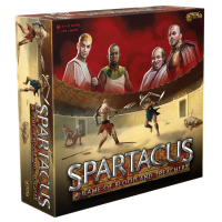 Spartacus - A Game of Blood & Treachery Board Game