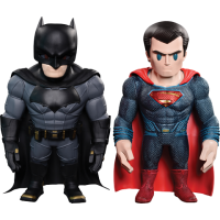 Batman vs Superman: Dawn of Justice - Batman and Superman Artist Mix Bobble Head Hot Toys Action Figures (Set of 2)