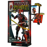 Marvel Zombies - Zombie Deadpool 1/6th Scale Hot Toys Action Figure