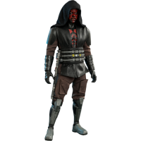Star Wars: The Clone Wars - Darth Maul 1/6th Scale Hot Toys Action Figure