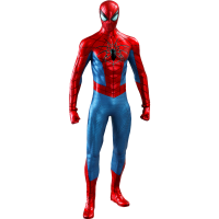 Marvel's Spider-Man (2018) - Spider-Man MK IV Armour Suit 1/6th Scale Hot Toys Action Figure