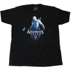 Assassin's Creed 3 - Connor and Logo T-Shirt