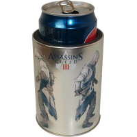 Assassin's Creed 3 - Connor Metal Can Cooler