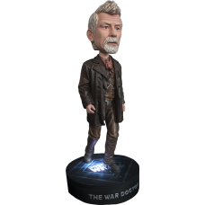 Doctor Who - The War Doctor Bobble Head with Light Up Base