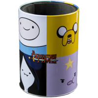 Adventure Time - Faces Metal Can Cooler