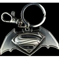 Batman vs Superman: Dawn of Justice - Movie Logo Keychain