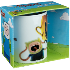 Adventure Time - No-one Can Hear You Scream Coffee Mug