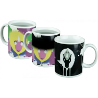 Adventure Time - Lord and Lady Heat Changing Mug
