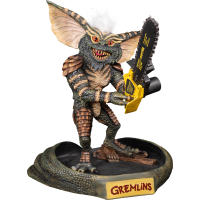 Gremlins - Stripe with Chainsaw 1/2 Scale Statue