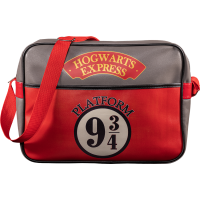 Harry Potter - Platform 9 3/4 Scale Hogwarts Express Messenger Bag