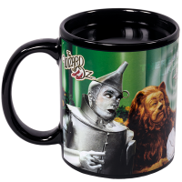 The Wizard of Oz - There's No Place Like Home Heat Changing Mug