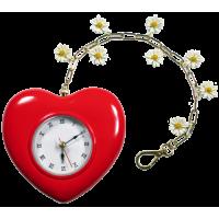 The Wizard of Oz - Tin Man Heart-Shaped Clock Prop Replica