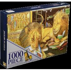 Animalia - Book Cover Collector Jigsaw Puzzle (1000 Piece)